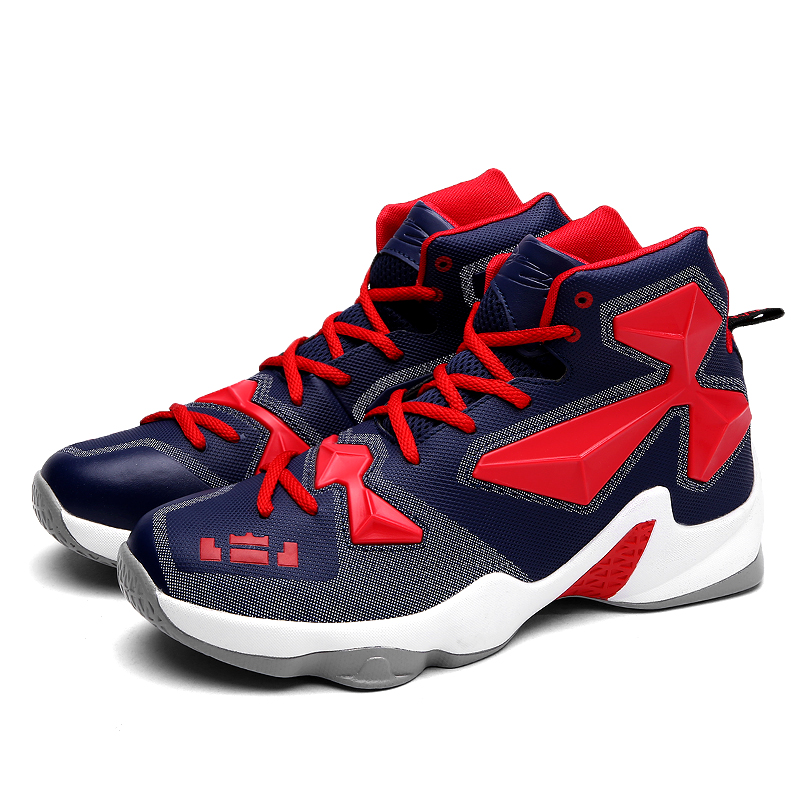 Men's Crazy Jordan sneakers Performance Force Sports Shoe Trail Ankle High Breathable Mid Basketball Shoes Sneaker for Boy