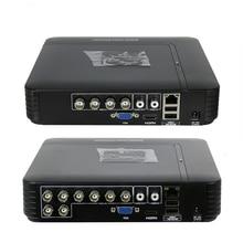 CVI TVI AHD DVR 1080N 4CH 8CH H.264 HDMI ВИДЕОНАБЛЮДЕНИЯ Системы Безопасности 1080 P 5MP ВИДЕОРЕГИСТРАТОР Mini DVR Для ВИДЕОНАБЛЮДЕНИЯ Комплект DVR 8 Канала DVR PTZ Коаксиальный