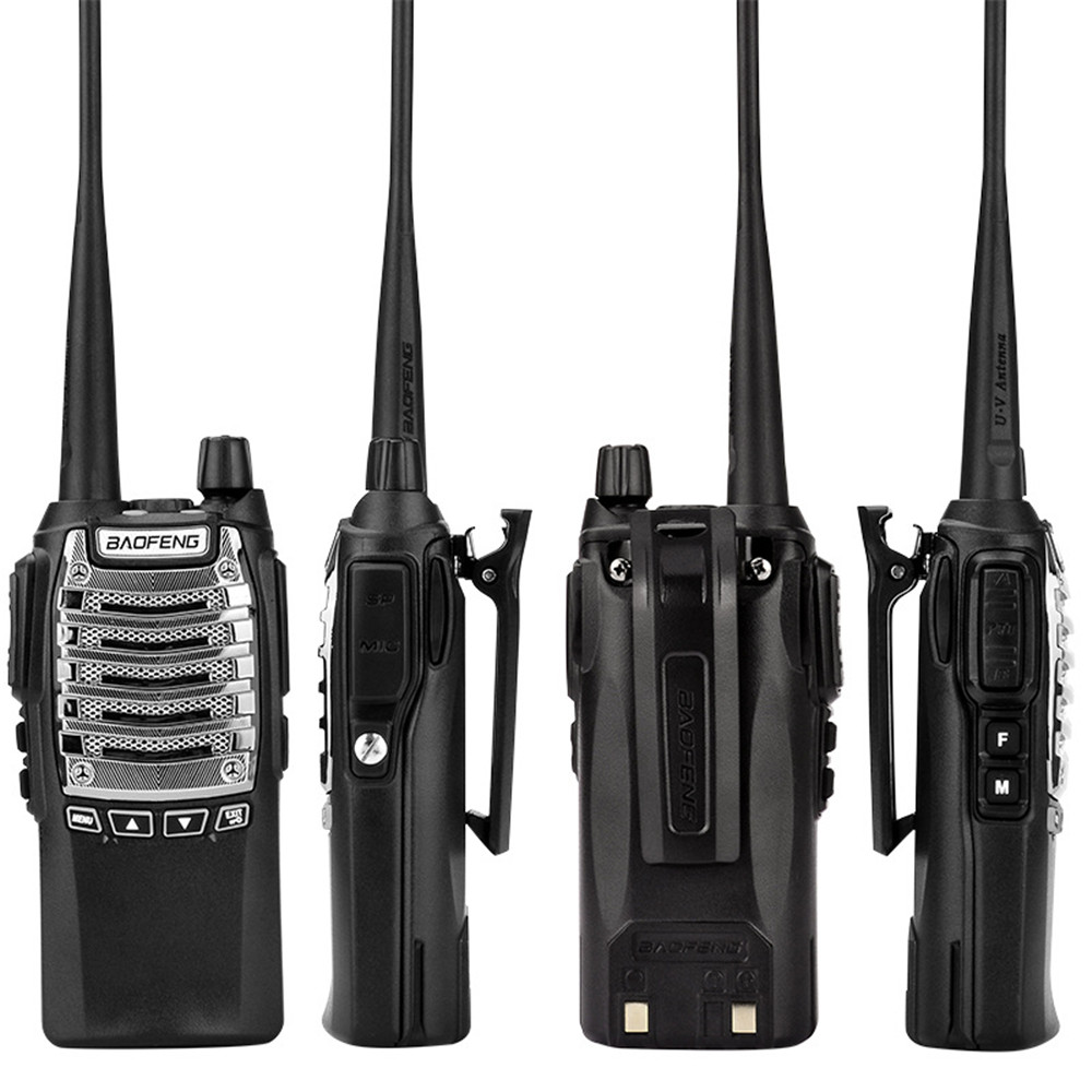 Image 2 - Baofeng General UV 8D Walkie talkie 8W High Power Dual Launch Key 5 15KM Communication Distance Multifunction Safety Intercom-in Walkie Talkie from Cellphones & Telecommunications