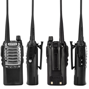 Image 2 - Baofeng General UV 8D Walkie talkie 8W High Power Dual Launch Key 5 15KM Communication Distance Multifunction Safety Intercom