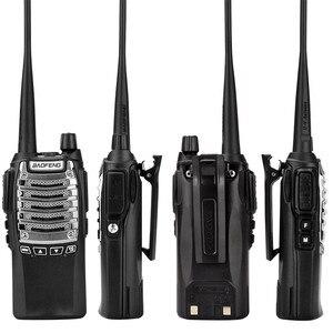 Image 2 - Baofeng General UV 8D walkie talkie 8 W llave de lanzamiento Dual de alta potencia 5 15 KM distancia de comunicación multifunción seguridad intercomunicador