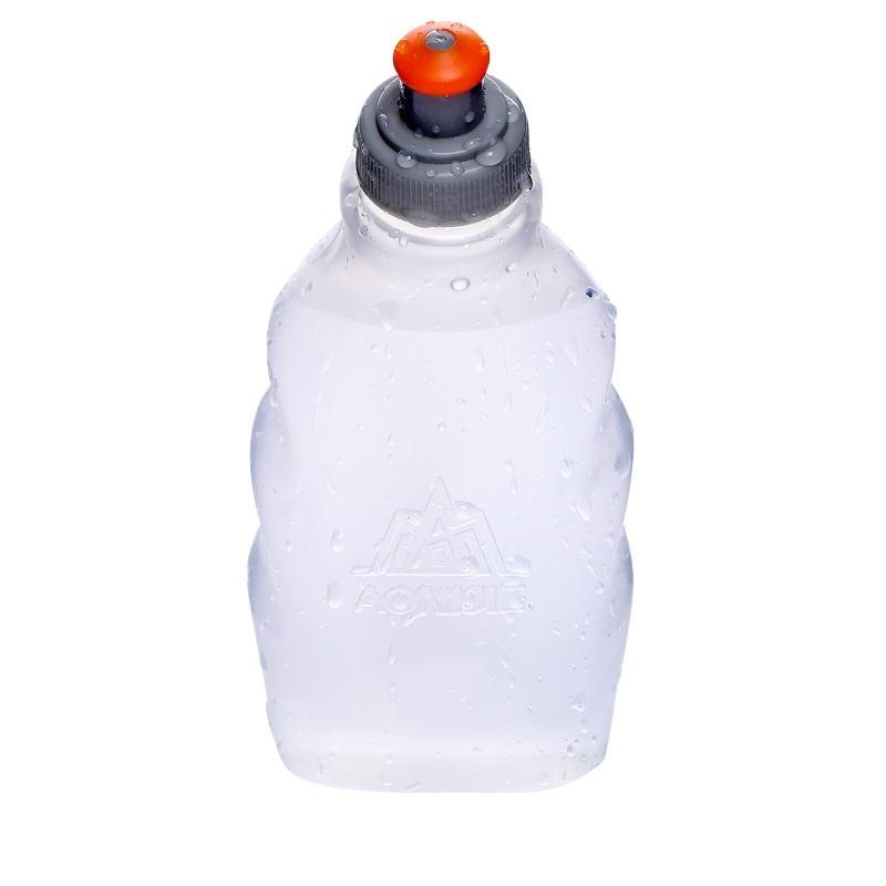 170/250ml Outdoor Sports Bottles Camping Bottle Hydro Soft Flask Running Sport Walk Gym Fitness Water Canteen Kettle