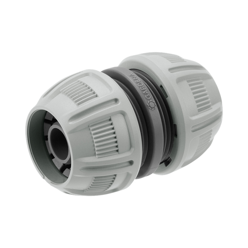 Garden Water Connector GARDENA Hose Repairer 1/2 (18232-29) atwfs water filter pipe tubing 1 4 hose water tube under sink fridges reverse osmosis filters aquarium pipe ro fitting nsf
