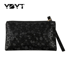 Ybyt alligator hotsale evening patchwork purses famous clutch coin designer ladies