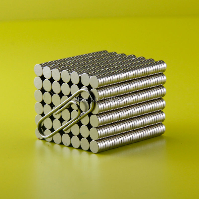 300pcs disc 4x1mm n50 rare earth permanent industrial super neodymium magnet nickel 4*1 strong magnets high quality100 pcs set 10mm 1 5mm thin neodymium magnets rare earth n50 neodymium permanent super strong magnetic disc
