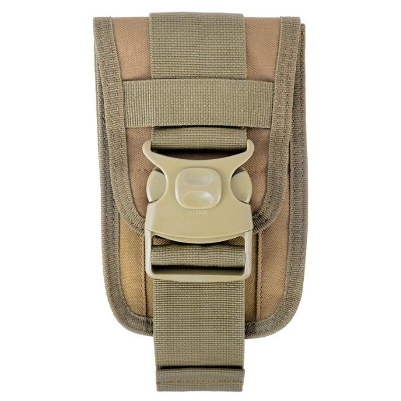 Army Fan Tactical Sports Waist Belt Bag Wallet Cell Phone Pouch Case Pocket 1PCS