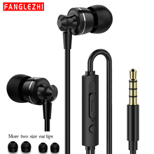 D11 Wired Earbuds Headphones 3.5mm In Ear Earphone  With Mic Stereo Bass Headset For Mobile Phone For Iphone Xiaomi Samsun in ear earphone baseus wired stereo earbuds super bass headset with mic earphone for iphone xiaomi samsung mp3 mobile phones