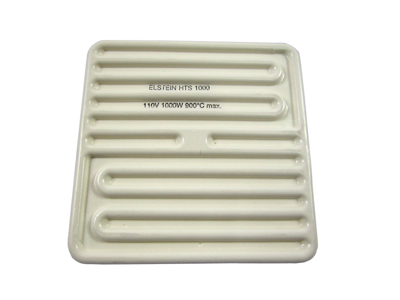 Elstein HTS 1000 Ceramic Bottom Plate Heat with 110V/220V 1000W 900 Degrees Max for IR9000 GBA Rework Station original ir9000 top ceramic plate 250w elstein bottom heating plate 1000w