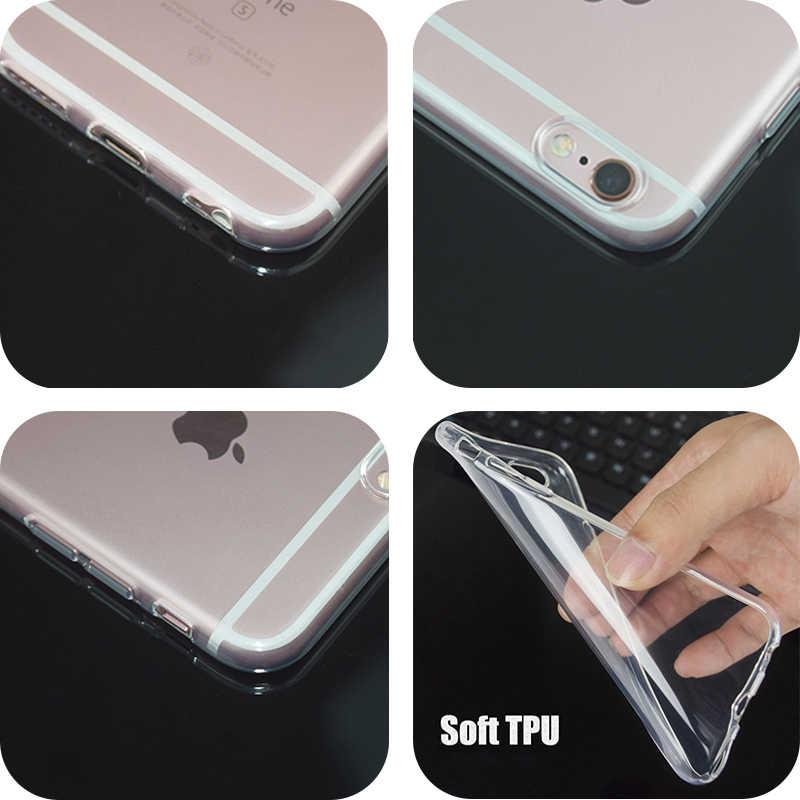 Dreamfox l518 filhote de cachorro bonito pug macio tpu silicone caso capa para apple iphone 11 pro xr max 8x7 6 s mais 5 5S se 5c 4 4S