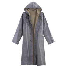 Free Shipment World War Rubber raincoat Labor Protection Raincoat thicken canvas poncho Burberry old fashioned rubber