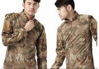 Chiến thuật quân sự T-Shirt Men Frog T-Shirt quân sự chính hãng người đàn ông ngoài trời của áo sơ mi t tại đào tạo S-XXL
