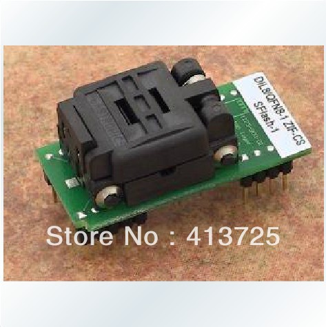 Imports Of IC DIL QFN8 1 ZIF CS Test Writers Convert Adapter