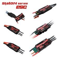 цена на 1PCS/4PCS SimonK 12A 20A 30A 40A 60A 80A bec Speed Controller Brushless ESC For FPV Quadcopter Drone kit
