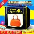50 CM Cubo De Tiro, Kit portátil Mini Photo Studio caja Fotografía luz de la tienda 50*50 CM tienda kit photo studio light CD50