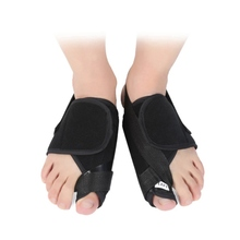 Toe Foot Care Corrector Ankle Thumb Valgus Orthosis Splint Support Protector Plantar Fasciitis Stabilizer Self-heating