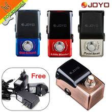 JOYO JF-315 MetalHead  Distortion Mini Smart guitar  Effect Pedal ture bypass free shipping купить недорого в Москве