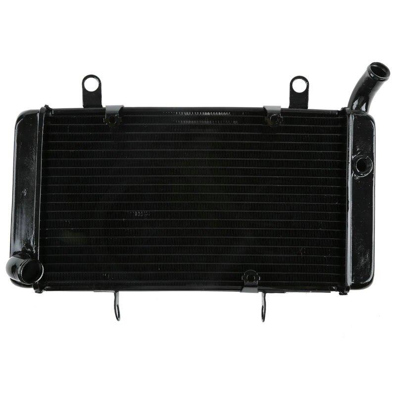 лучшая цена Aluminum Black Radiator Cooler Cooling For HONDA CB1300 X4 98-03 99 00 01 02 03