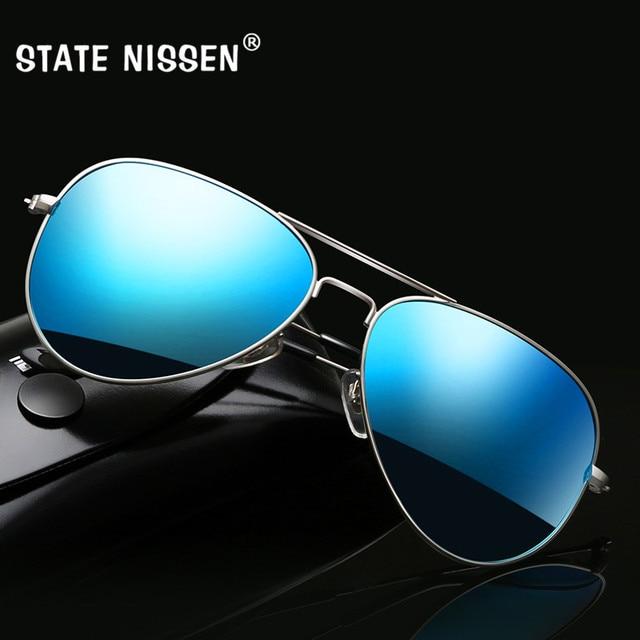 ed2a44e1f8 STATE NISSEN Brand Men Polarized Sunglasses UV400 Pilot Sun Glasses New  Design Driving Glasses Goggles Eyewear Oculos de sol