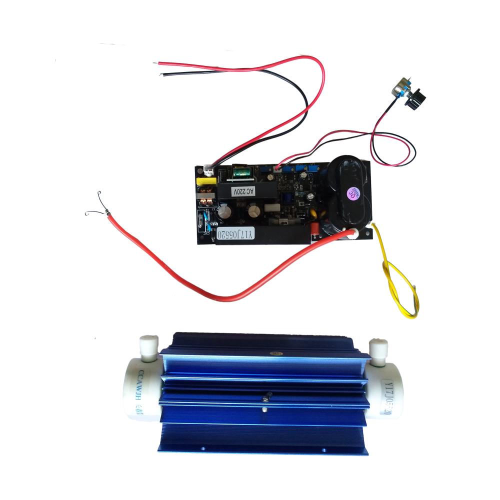 10g Ozone Generator With Open Power Pack And Potentiometer Circuit 3 5g Diy 5