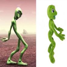 Jouet en peluche pour hommes Martian, animal en peluche