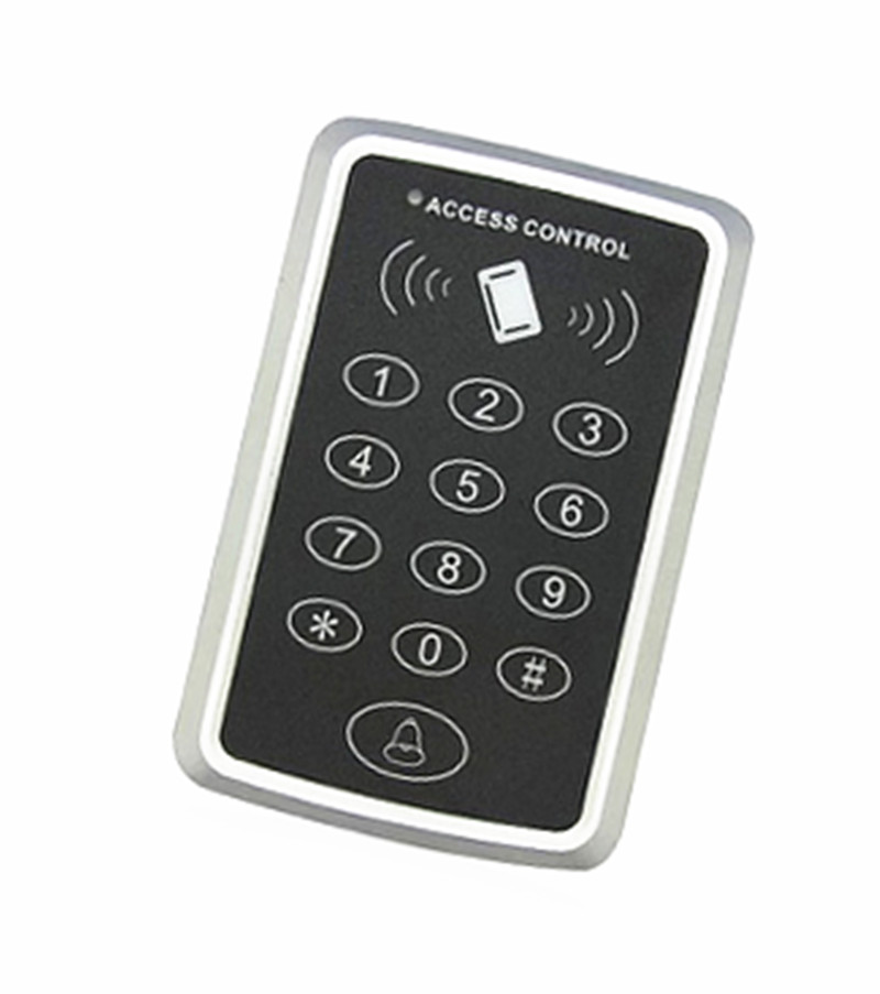 1000 User Single Door Acess Control Non-contact ID Card and Password
