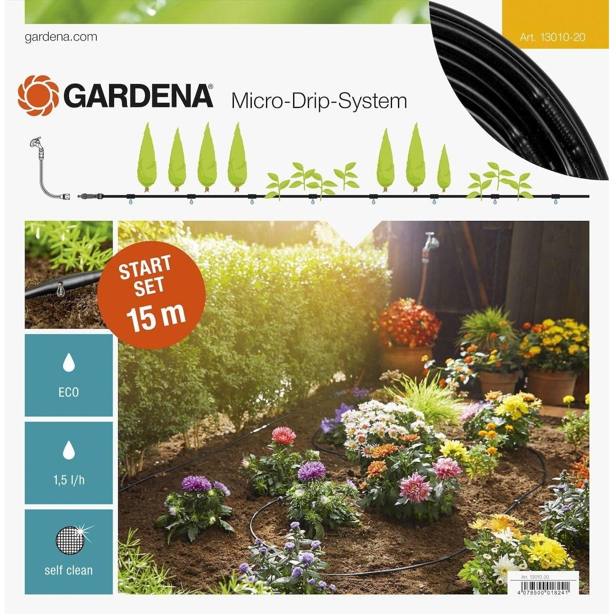 Hose connection kit GARDENA 13010-20.000.00 hcms 2972 hcms2972 2972 dip14