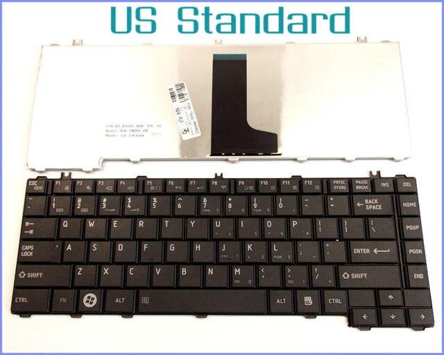 US English Version Keyboard for Toshiba Satellite L635 S3012 L645