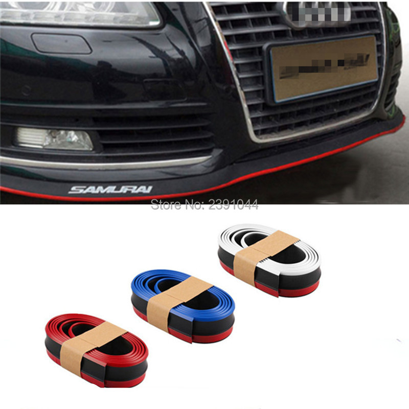 Bumper Lip Lips For A1 2010~2015 / Car Lip Shop Spoiler For Car Tuning / Scratch Proof Adhesive Body Kit + Car Lip Skirt