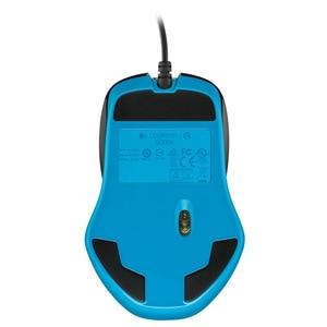 Image 4 - Проводная игровая мышь Logitech G300S с 2500DPI 9 перезаряжаемыми программируемыми кнопками для ПК/ноутбука, геймерская мышь, предназначенная для MMO