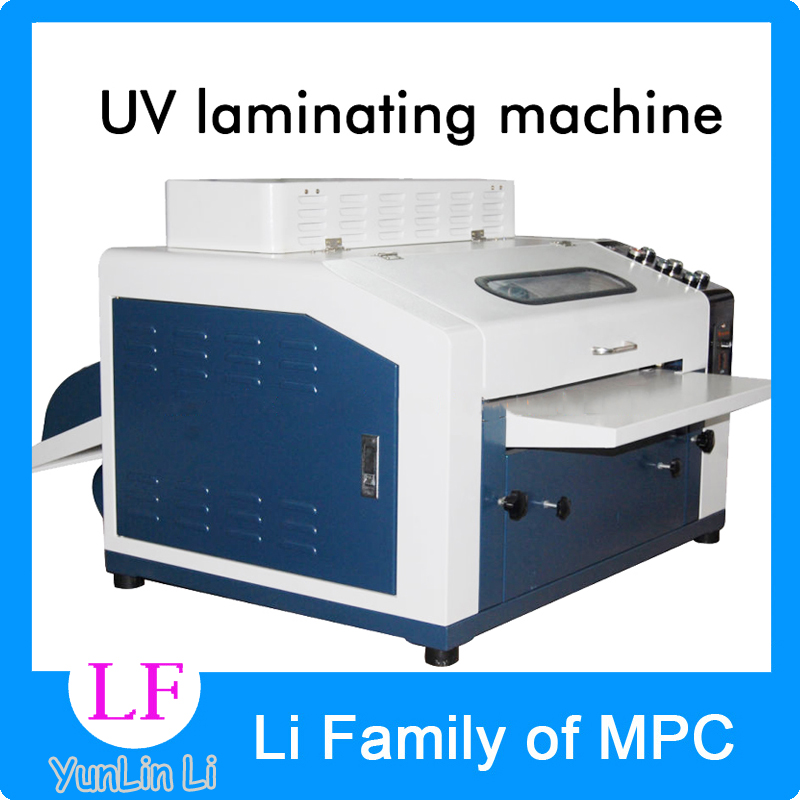220V UV Pattern Laminating Machine 12 Inch Laminating Machine Professional Industry Drawing Machine LM A 12