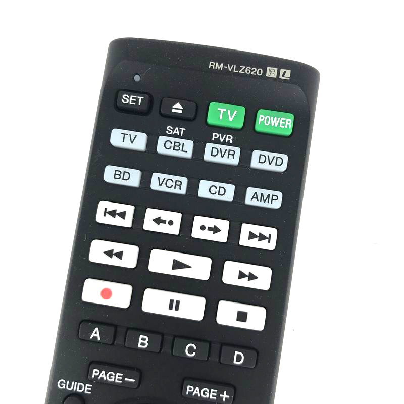 new for sony original rm vlz620 rmvlz620 tv universal remote control rh aliexpress com