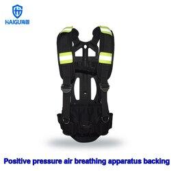Aparat oddechowy z dodatnim ciśnieniem podkład 6.0L wysokociśnieniowy skompresowany butla gazowa back pack