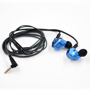 Image 5 - KZ ZS5 Hybrid Earphones 2DD+2BA Dynamic Balanced Armature Sport Earphones Noise Isolating In Ear Headset HiFi Music Earbuds