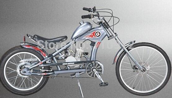 ¡Gran oferta! ORK-POWERG Kit de motor de bicicleta de 2 tiempos 50CC para bicicleta