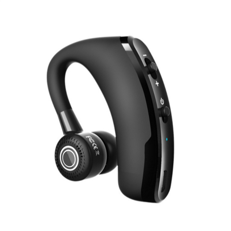 Handsfree Business Wireless Bluetooth Headset With Mic Voice Control Headphone For Driving Stereo Music Earphone Sport Earbuds