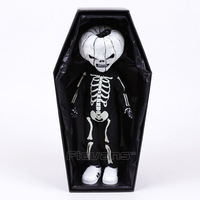 Living Dead Dolls Presents Halloween 2016 Jack O Lantern Fluorescent Doll PVC Action Figure Collectible Model