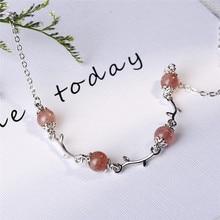 LUKENI Charm Female 925 Sterling Silver Bracelets Jewelry Top Quality Plum Blossom Crystal Balls Girl Bracelets Accessories Hot футболка с полной запечаткой мужская printio battlefield v