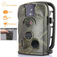 Boblov 12MP Infrared Hunting Camera LTL 5210A 940nm MMS Digital Mobile Scouting Wildlife Animal Trail Surveillance Camera Trap