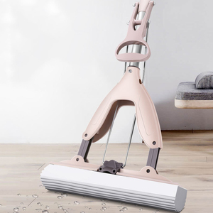 Floor Mop Absorbent Sponge Mop