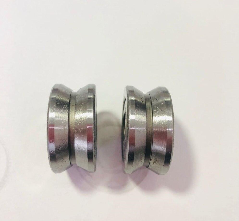 rolamento de roda do rolo da polia pista 10*30*14mm