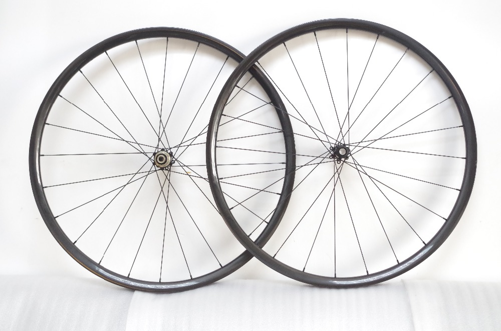 DEERACE 1280G 24/24H 29ER 24MM X 27MM MTB CARBON HOOKLESS CLINCHER TUBELESS WHEELS UD GLOSSY 29 INCH XD 11V 12V for XC AM