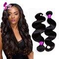 Ali Queen Productos de Pelo Brasileño Onda Del Cuerpo Del Pelo Virginal Hj Venta Qingdao Hot Hair Products Belleza de la Armadura Armadura Del Pelo Humano