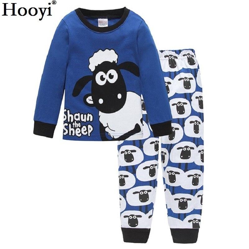 Cute Zebra Baby Boys Pajamas Clothes Suits Long Sleeve Children's Pyjamas Sleep Suit Cotton Girl Pijamas 100% Cotton Soft Pant 6