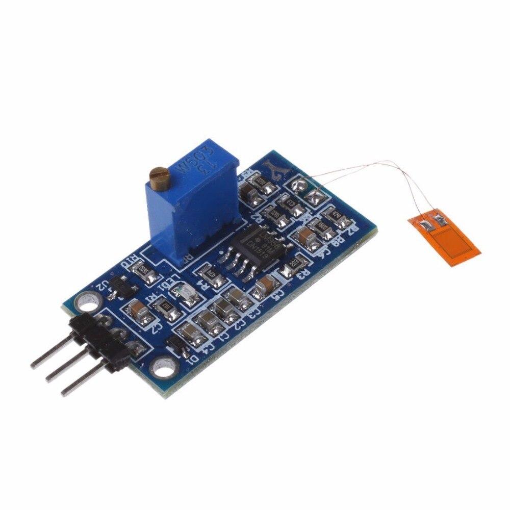 2 stücke BF350-3AA/1.5AA dms biegen sensor modul Y3 wiegen verstärker modul mit programm informationen folie gauge modul