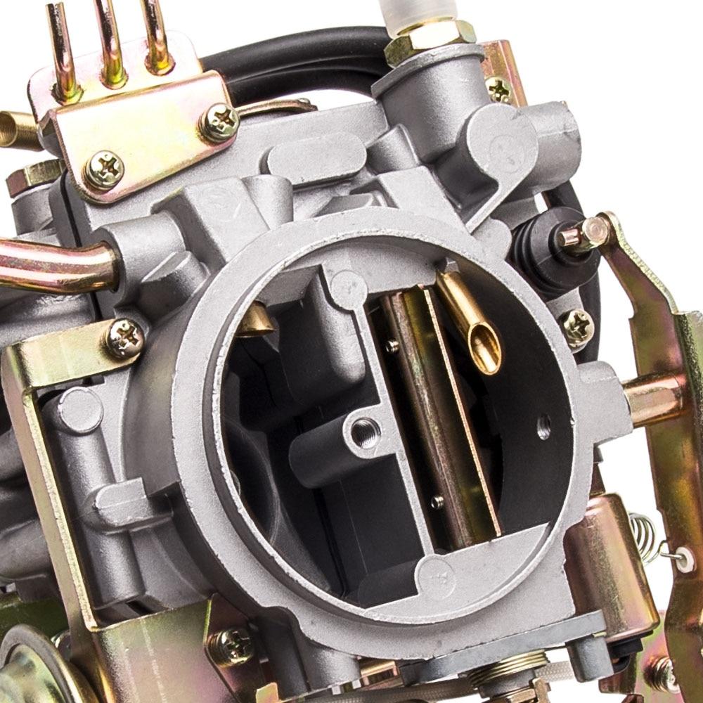 Carburetor Carb for Toyota Land Cruiser 3F 4F 4.0L I6 Gas Engine 21100-61200//300