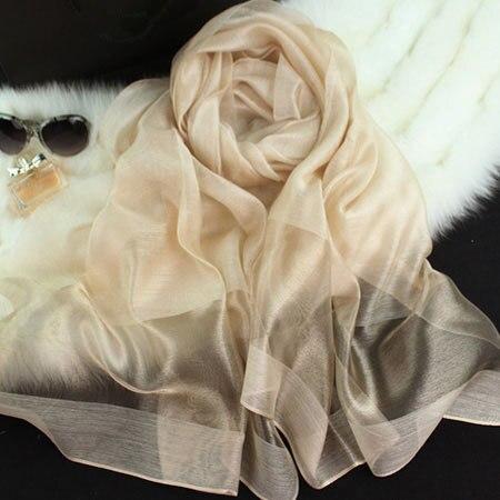 2016 новый шелковый шарф женщин 10 цвет мода черный шить золотая шелковый шарф шелковые шарфы хлопка платки бренда wj0120