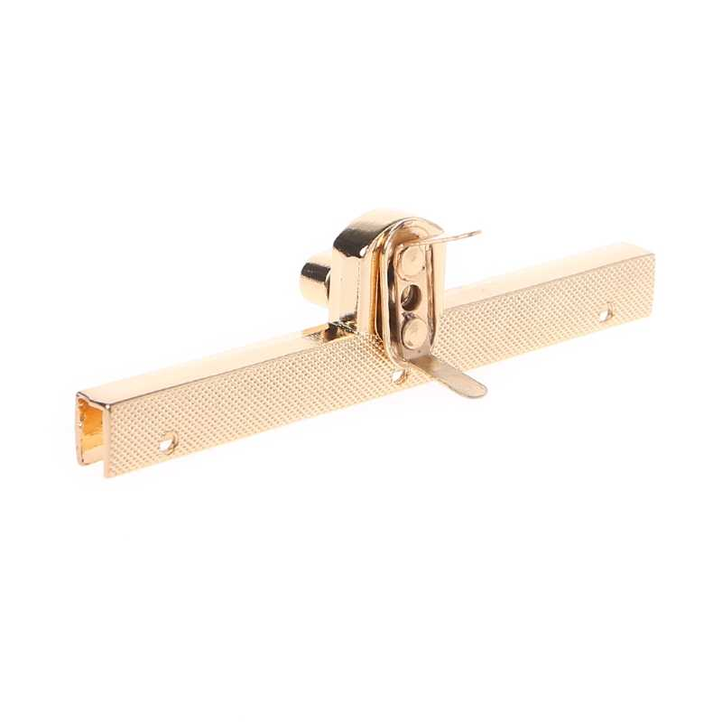 New 1PC Metal Clasp Turn Locks Twist Lock for DIY Handbag Craft Bag Purse Hardware
