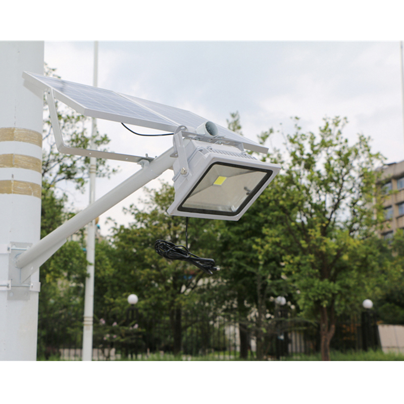 Super Brightness 30W 12V Integration Solar Street Light Outdoor Waterproof Lighting Ultra-long Working Time Remote Control Lamp