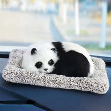 Car Ornament Cute Panda Fox Air Freshener Automotive Interio