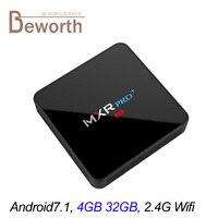 4GB 32GB TV Box Android 7 1 MXR Pro Plus RK3328 Quad Core Smart Mini PC